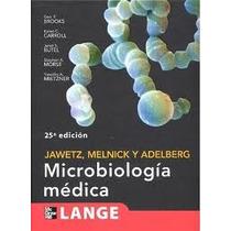Microbiología Médica 25 Edición Jawetz, Melnick Y Adelberg