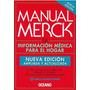 Manual Merck De Informaciòn Mèdica Para El Hogar