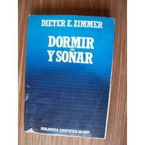 Dormir Y Soñar-aut-dieter E.zimmer-bibliot.cienti.salvat-rgl