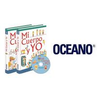 Mi Cuerpo Y Yo 2 Vol + Cd-rom Oceano