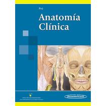 Anatomía Clínica - Eduardo Pro - Libro