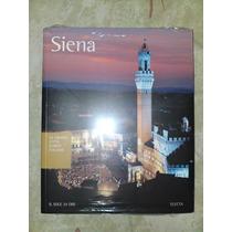 Libro Siena Italia Con Cd Souvenir Recuerdo