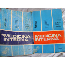 Principios Medicina Interna. Harrison Varios. 2 Libros. $499