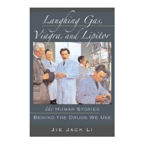 Laughing Gas, Viagra, And Lipitor: The Human, Jie Jack Li