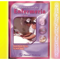Fundamentos De Enfermería De Rosales !!nuevos Y Originales!!