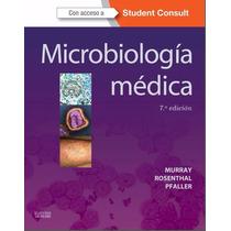 Libro: Microbiología Médica De Murray Pdf