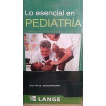 Lo Esencial En Pediatria Sondheimer