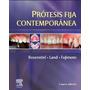 Libro Protesis Fija Contemporanea Nuevo Cuarta Edicion