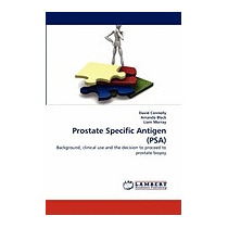 Prostate Specific Antigen (psa), David Connolly