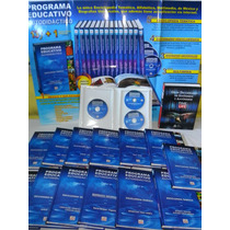 Enciclopedia Programa Educativo Autodidactico Time Life