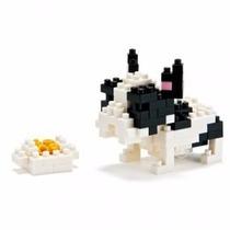 Nanoblocks - Animales Nbc-050 - French Bulldog