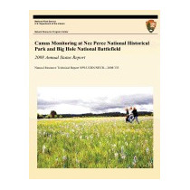 Camas Monitoring At Nez Perce National, Thomas J Rodhouse