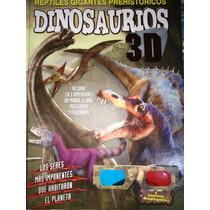 Dinosaurios 3d Reptiles Gigantes Prehistóricos