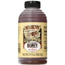 Tabasco Mcilhenny Granjas Pure Natural Miel 24 Onza