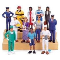 Pretend Play Trabajadores Comunitarios