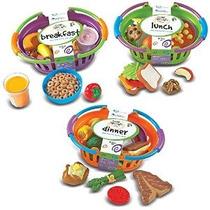 Aprender Recursos Nueva Brotes Desayuno / Almuerzo Y Cena Ba