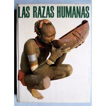 Las Razas Humanas T-2 América Africa Europa Pedro Bosch C.