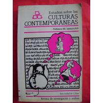 Estudio Sobre Las Culturas Contemporáneas Vol 3