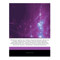 Articles On Monitor Lizards, Including:, Hephaestus Books