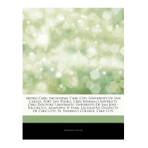 Articles On Metro Cebu, Including: Cebu, Hephaestus Books