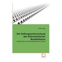 Die Stellungsuntersuchung Des Sterreichischen, Barbara Gapp