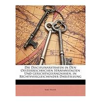 Disciplinarstrafen In Den Oesterreichischen, Karl Hiller