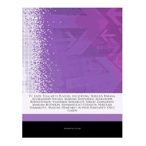 Articles On Fc Lada Togliatti Players,, Hephaestus Books