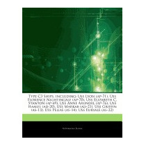 Articles On Type C3 Ships, Including: Uss, Hephaestus Books