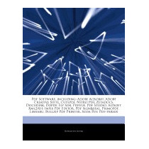 Articles On Pdf Software, Including: Adobe, Hephaestus Books