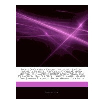 Articles On People Of Canarian Descent,, Hephaestus Books