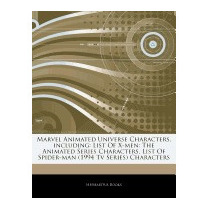 Articles On Marvel Animated Universe, Hephaestus Books