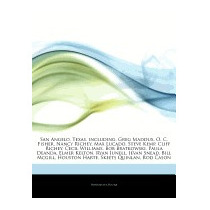 Articles On San Angelo, Texas, Including:, Hephaestus Books