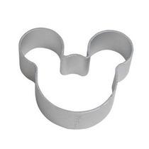 Sodial- Mickey Mouse Forma De La Cara Cortador De La Galleta