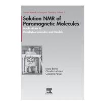 Solution Nmr Of Paramagnetic Molecules:, I Bertini