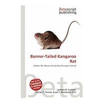 Banner-tailed Kangaroo Rat, Lambert M Surhone