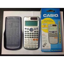 Calculadora Científica Casio Fx 991es Plus