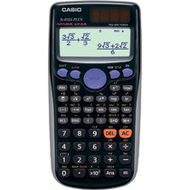 Calculadora Científica Casio Fx 85es Plus. Con Panel Solar