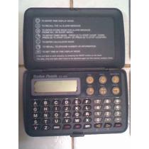 Agenda Electrónica Radio Shack - Calculadora, Alarma, Memo -