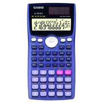 Calculadora Científica Casio 401 Funciones Fx-991ms Solar