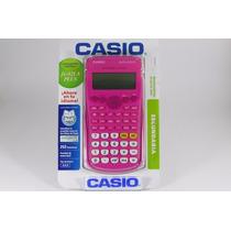 Calculadora Cientifica Casio Fx-82la Plus Pk