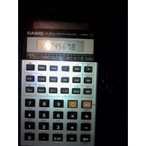 Casio Calculadora Cientifica Mod Fx-85m
