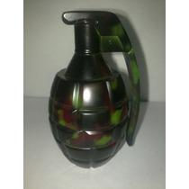 Grinder (polinizador) Moledor Metalico En Forma De Granada.