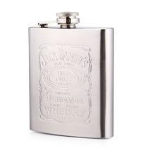 Anfora Jack Daniels Con Grabado De Acero Inoxidable 8oz