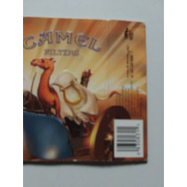 Cubre Cajetillas Camel Apolo Serie Mitologia