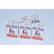 5- Pack Papel Zig- Zag Kut Corners 32 Leaves Each Pack