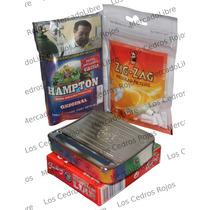 Roladora Automatica , Papel Zig Zag, Tabaco Hampton, Filtros