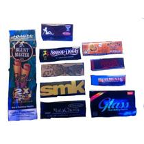 Paquete 10 Pzs Blond Canalas Smoking Filtro Snoop Dogg Wiz