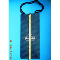 Bolsas De Asa P/botella Johnnie Walker Blue Label 05 Piezas