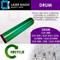 Drum Cilindro Tambor Clp 300 310 315 320 325 Original Static