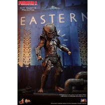 Predator City Hunter Depredador 2 Hot Toys En Stock